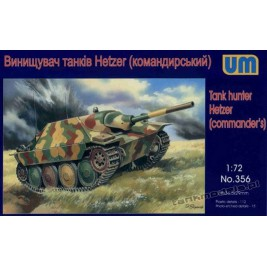 Sd.Kfz.138/2 Hetzer Command - UniModels 356