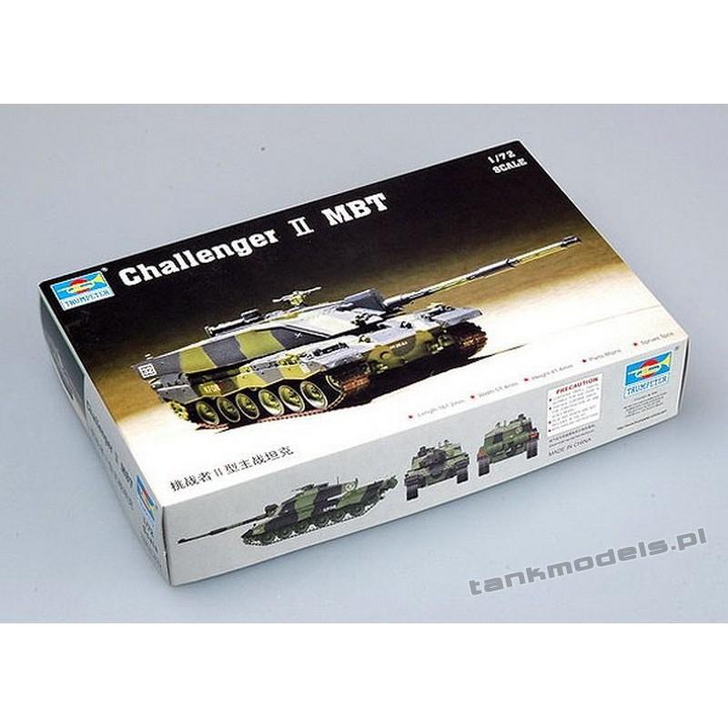 Challenger II - Trumpeter 07214