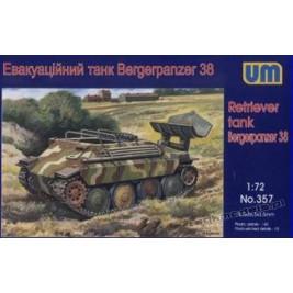 Bergerpanzer 38(t) Hetzer - UniModels 357