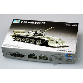 T-55 with BTU-55 - Trumpeter 07284