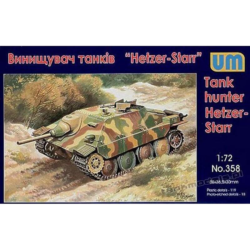 Sd.Kfz.138/2 Hetzer STARR