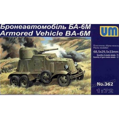 BA-6M - UniModels 362