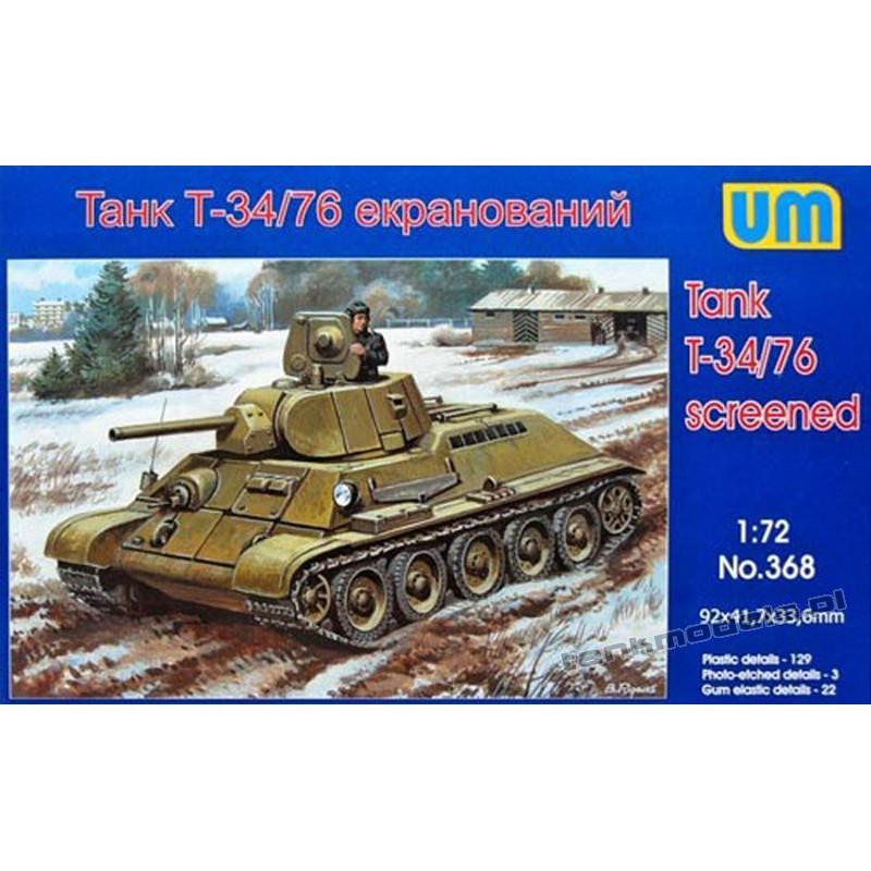 T34/76-E screened