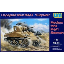 M4A1 Sherman - UniModels 371