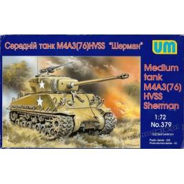 M4A3 (76)W Sherman HVSS - UniModels 379