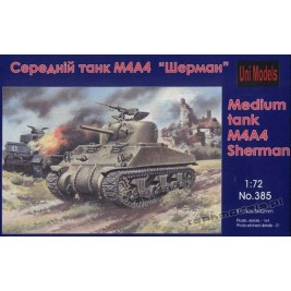 M4A4 Sherman - UniModels 385