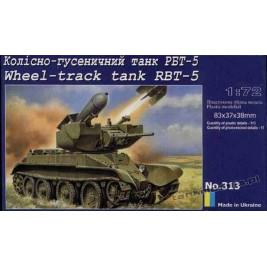 BT-5 w/rocket - UniModels 313