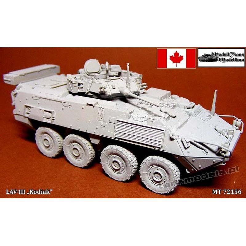 "LAV-III ""Kodiak"" - Modell Trans MT72157"