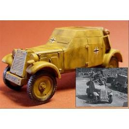Kfz. 13 Vollgepanzert 1944 - Modell Trans MT72383