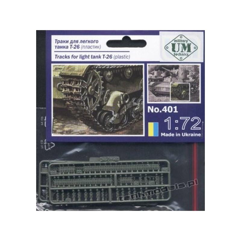 1Gąsienice do T-26