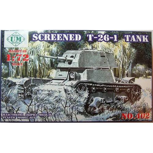 T-26-1 Screened - UniModels 402