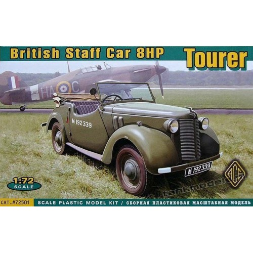 Tourer 8HP British Staff Car - ACE 72501