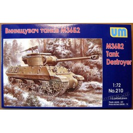 M36B2 Tank Destroyer - UniModels 210