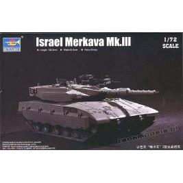 Merkava Mk. III (IDF)- Trumpeter 07103