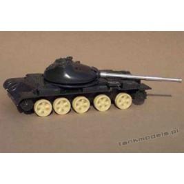 Wheels for T-54/55/62 - Modell Trans MT72100