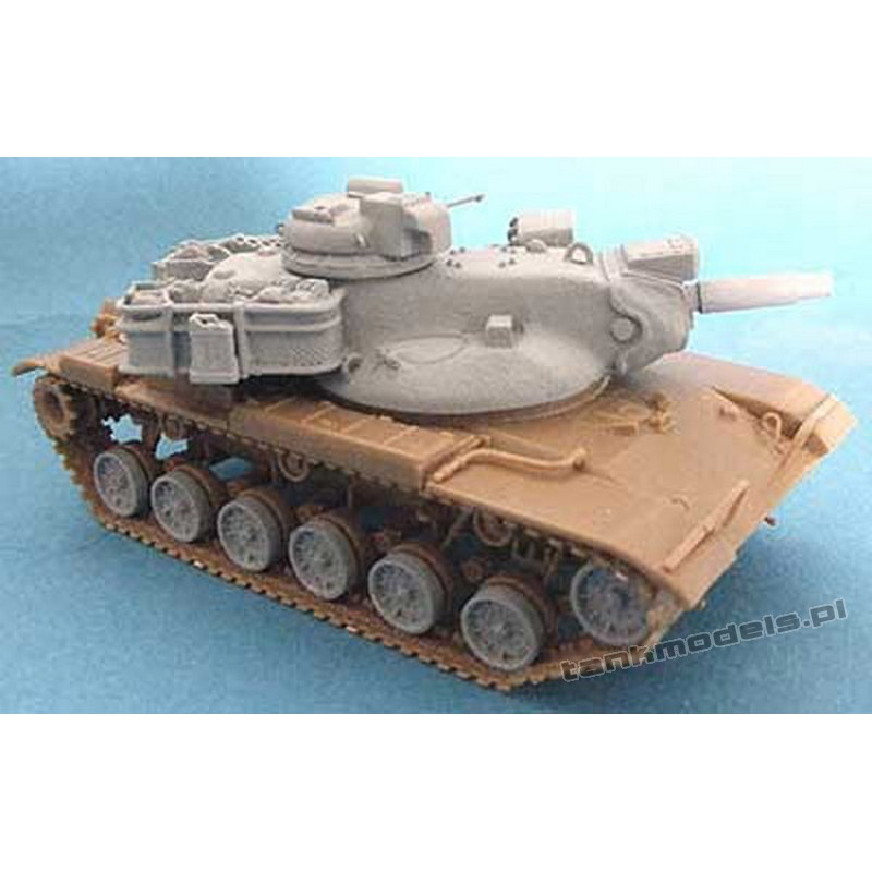 M60A2 'Starship' (konw. do Revell)