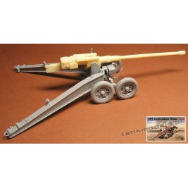 12,8 cm PaK 41 (conv. for GPF from RPM) - Modell Trans MT72399