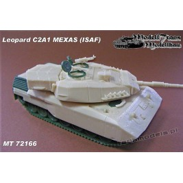 Leopard C2A1 MEXAS (ISAF) (conv. for Revell) - Modell Trans MT72166