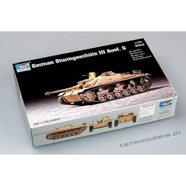 StuG III Ausf. G - Trumpeter 07260