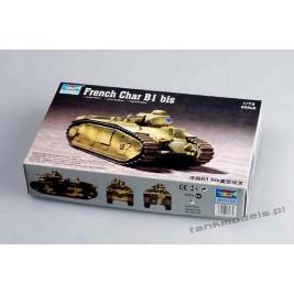 Char B1 bis - Trumpeter 07263
