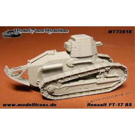 Renault FT-17 BS - Modell Trans MT 72818