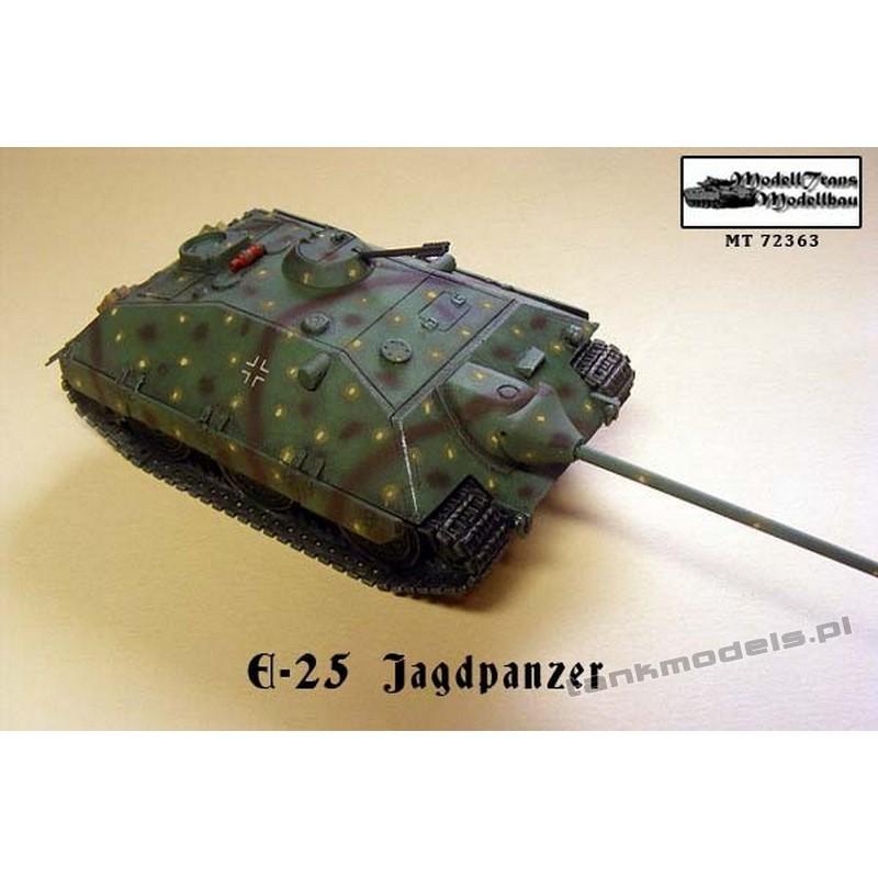 E-25 Panzerwaffe '46 - Modell Trans 2363
