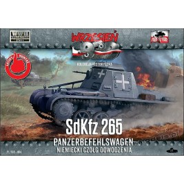 Sd.Kfz. 265 Panzerbefehlswagen - First To Fight PL1939-04