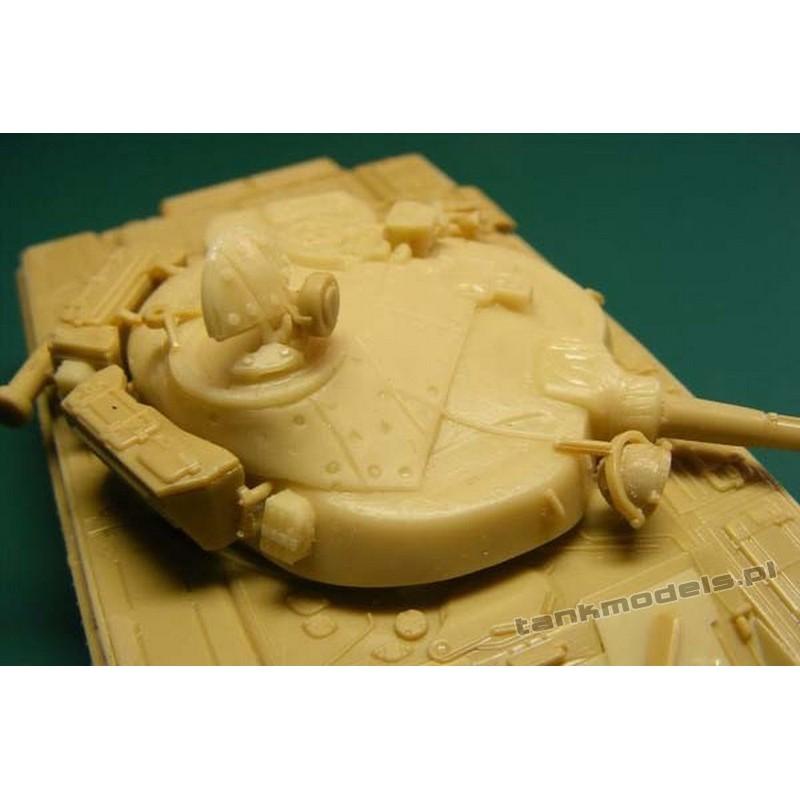 T-72B Super Dolly Parton - Modell Trans 72170