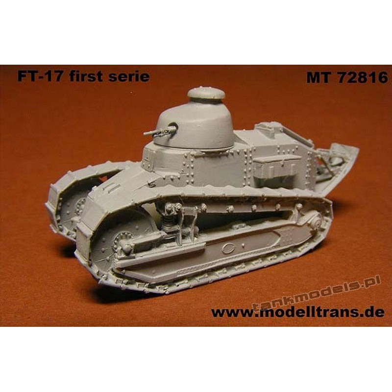 Renault FT-17 first serie - Modell Trans 72816