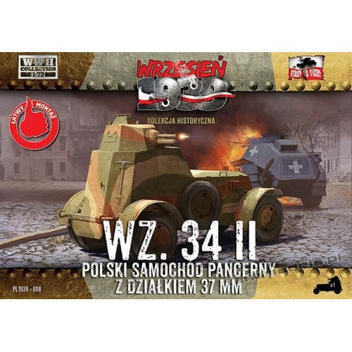 Wz. 34-II (2 wer.) - First To Fight PL1939-09
