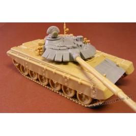 T-72M1M (conv. for Revell) - Modell Trans 72171
