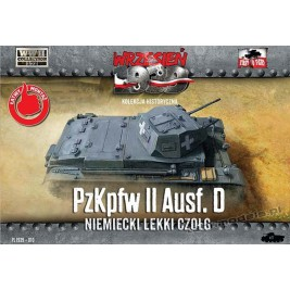 Panzer II Ausf. D - First To Fight PL1939-12